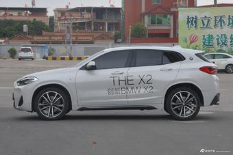 2020款宝马X2 sDrive25i尊享型M运动套装