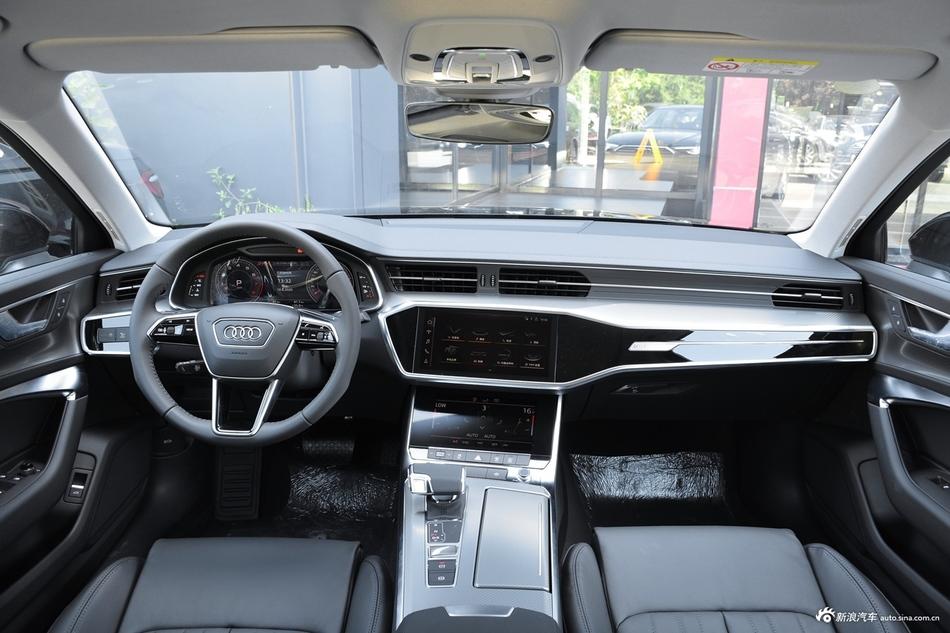 2020款奥迪A6L 2.0T自动40TFSI豪华致雅型