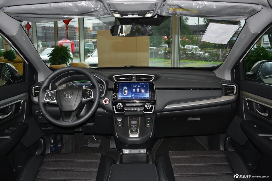 2021款CR-V锐·混动 2.0L自动两驱净驰版