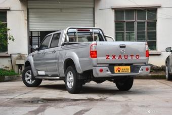 2021款中兴威虎2.4L经典版汽油国VI两驱大双