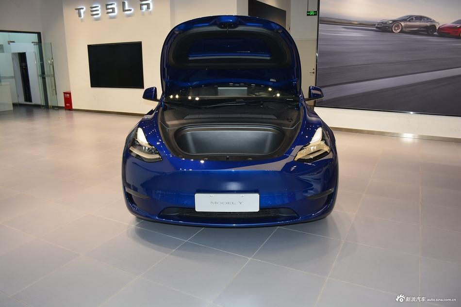2021款Model Y 长续航全轮驱动版