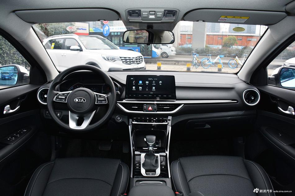 2020款起亚K3 1.5L CVT新锐天窗版