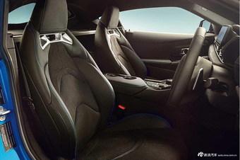 2021款SUPRA GR RZ Horizon Blue Edition
