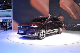 2021上海车展实拍:昂科威Plus