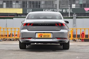 2021款标致508L 1.8T自动400THP  PureTech驾控版