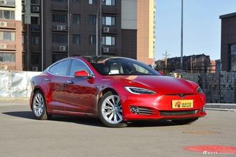 2019款特斯拉Model S 长续航版