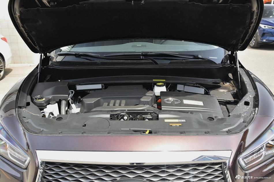 2020款QX60 2.5 S/C Hybrid两驱卓越版