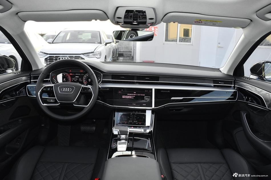 2021款奥迪A8L 50TFSI quattro舒适型