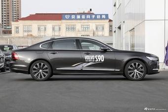 2021款沃尔沃S90 2.0T自动B5 智雅豪华版