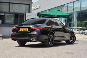 2021款奔驰E级(进口) 改款 E 260 豪华型运动版
