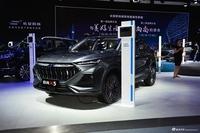 2020广州车展实拍:长安欧尚X5
