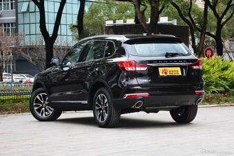 2020款汉腾X7S 1.5T 自动旗舰型