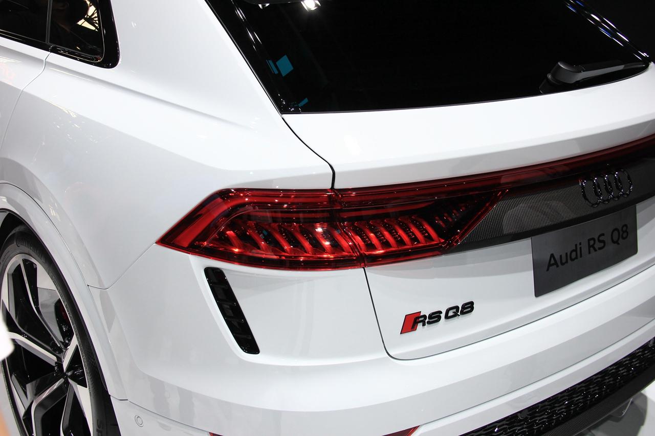 2020北京车展实拍:奥迪RS Q8
