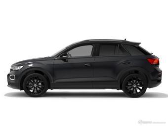 2020款T-ROC Black Edition 英国版