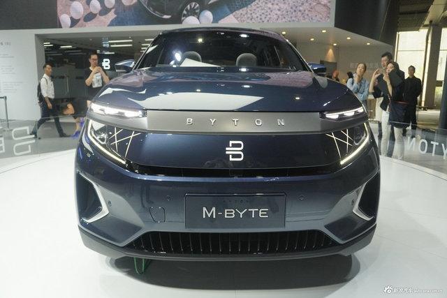 拜腾M-Byte
