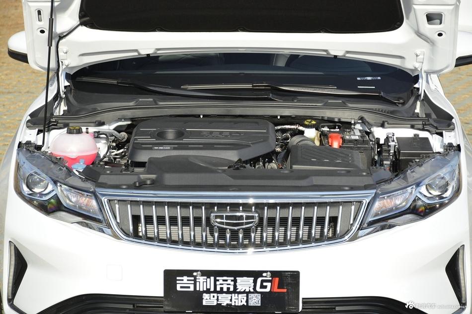 2021款帝豪GL UP 1.4T CVT领尊型