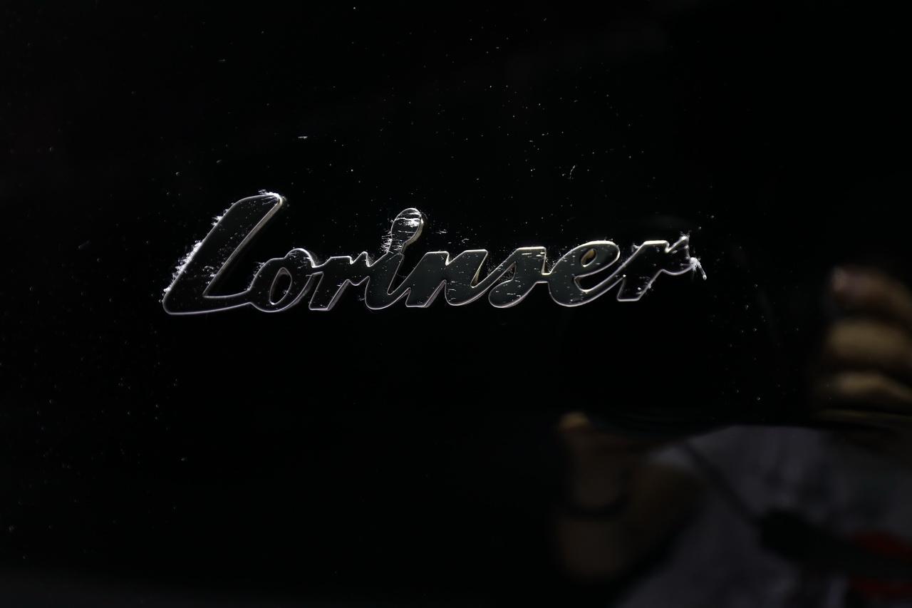 2019广州车展实拍:Lorinser VS 500L