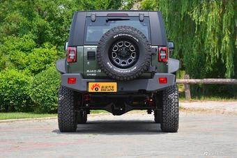 2020款北京BJ40 2.3T自动四驱雨林穿越版
