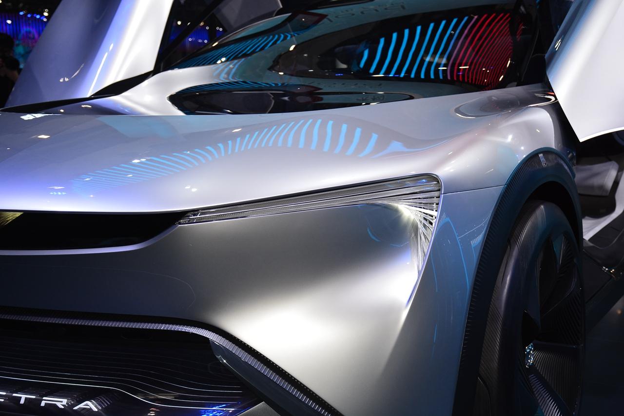 2020广州车展实拍:别克ELectra电动概念车