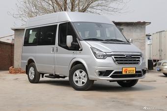 2021款新世代全顺2.2T Pro豪华型客车短轴7座中顶