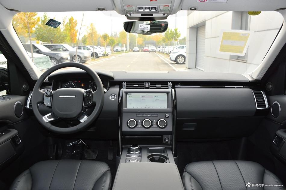 2020款路虎发现 3.0自动V6 SE