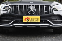 2020款奔驰GLC AMG 43 4MATIC