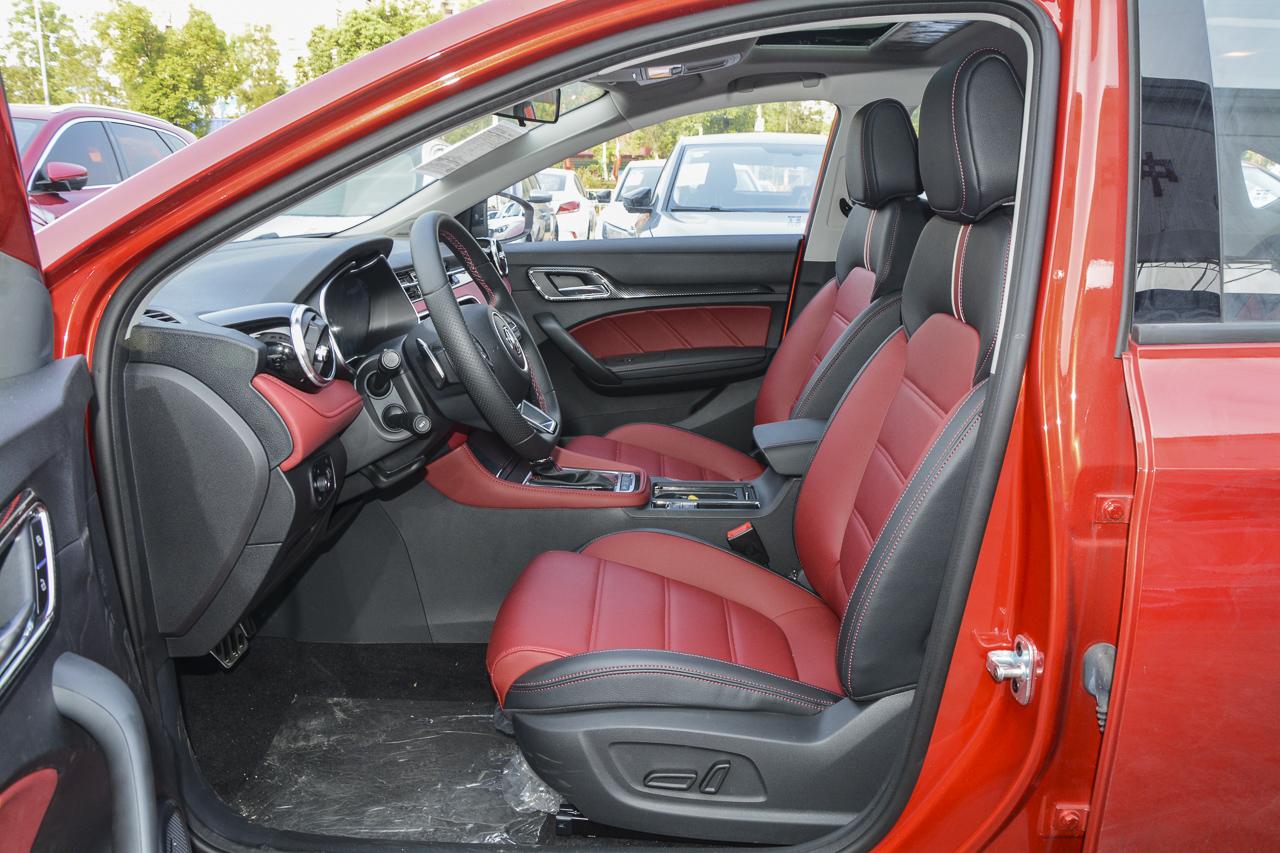 2019款名爵6 1.5T自动竞技版运动尾排竞速套装