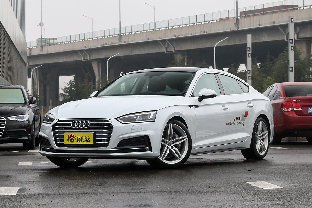 2019款奥迪A5 2.0T Sportback 运动型